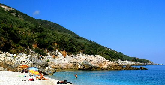 Pounda Paou: Aegean Secluded Spot