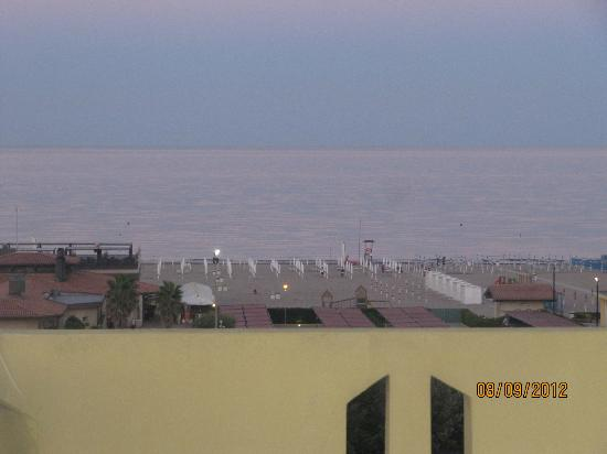 Hotel Sole: Vista sul mare