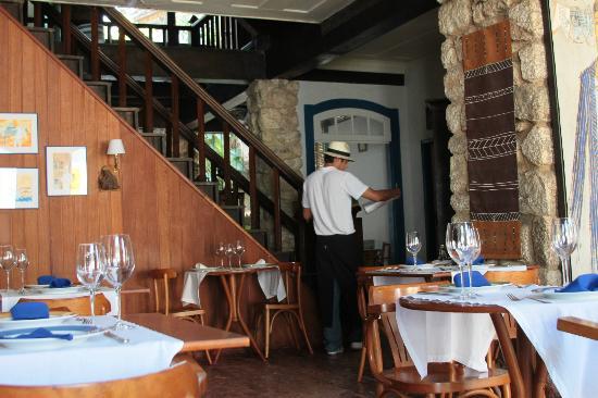 Pousada Bartholomeu: Restaurante