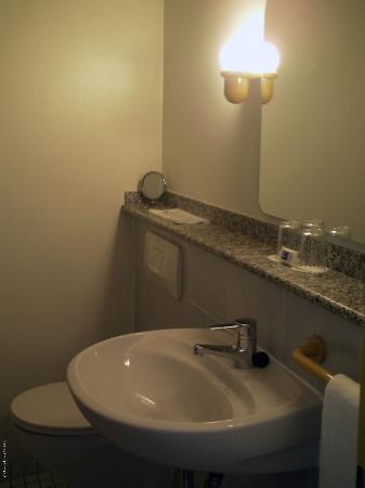 Hotel Garni Casa Chiara : WC