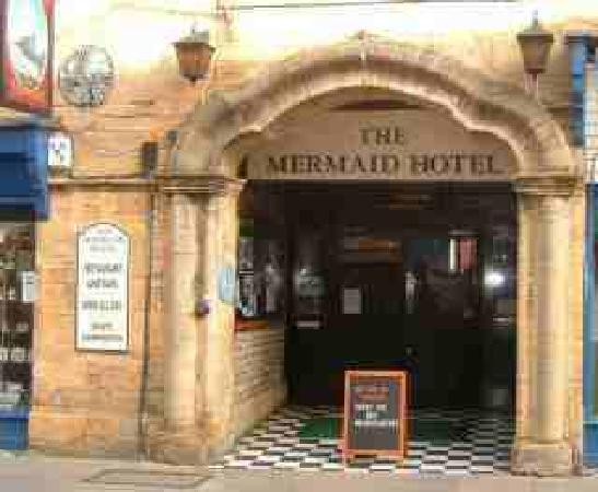 Mermaid Hotel : main entrance