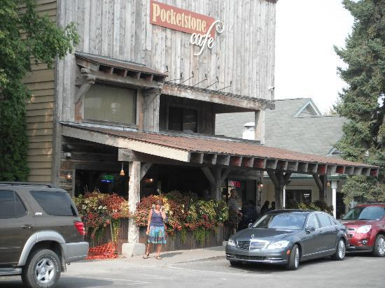 Pocketstone Cafe: Great Place to Eat