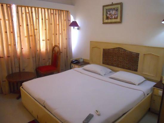 Hotel Singaar International: delux room