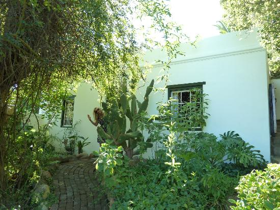 Augusta de Mist Country House: our little dutch cottage in the grounds