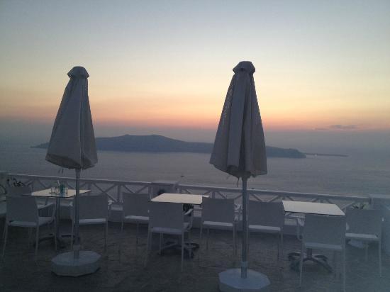 Regina Mare Hotel: panorama