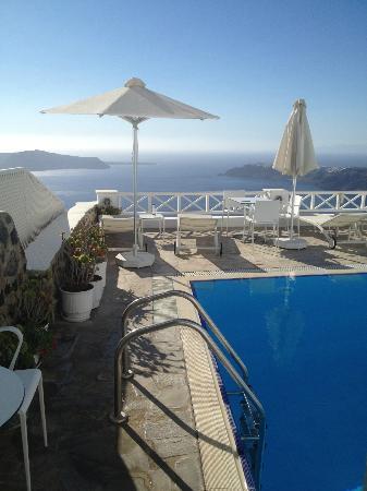 Regina Mare Hotel: piscina
