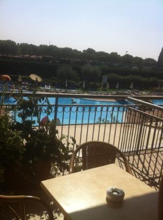 Hotel Bella Italia: vista camera