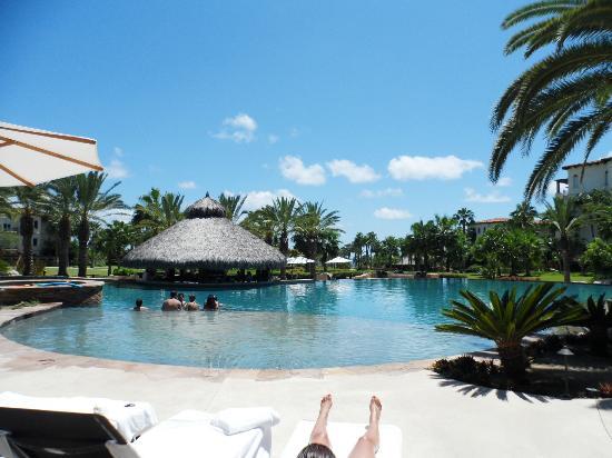Esperanza - An Auberge Resort: impresionantes vistas desde la piscina