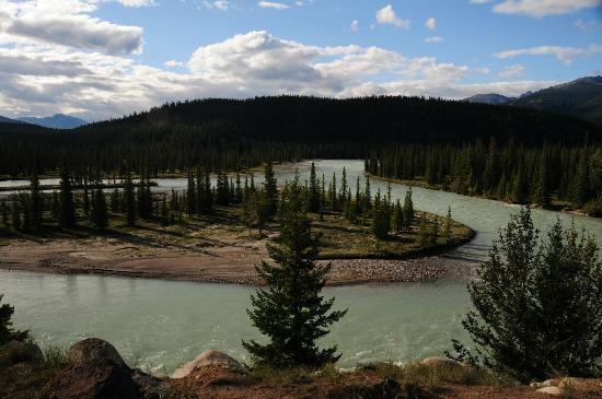 Tekarra Lodge: Uitzichtpunt