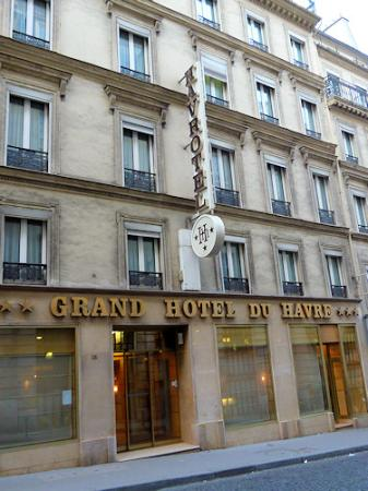 Grand Hotel Du Calvados Paris