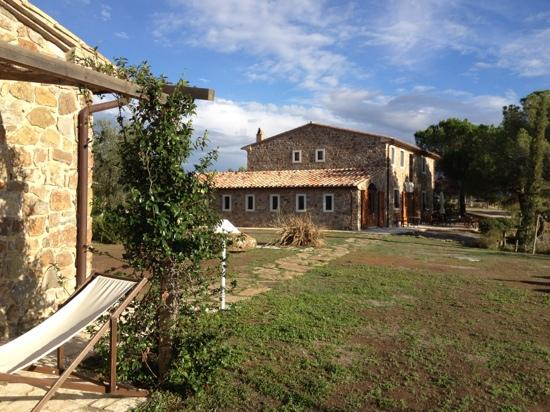 Montarlese: Eco lodges