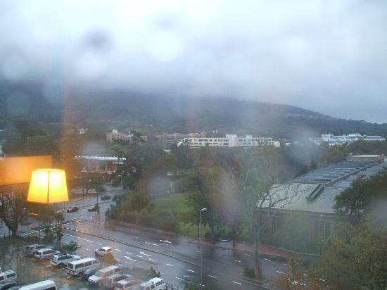 Southern Sun Newlands: Rainy weather