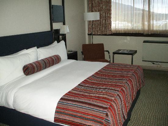 Southern Sun Newlands: room
