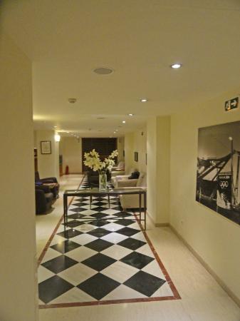 Achilleas Hotel: le hall