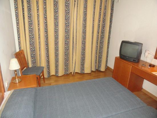 Achilleas Hotel: chambre 301