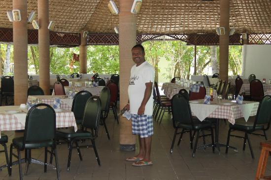 Asdu Sun Island: sala da pranzo