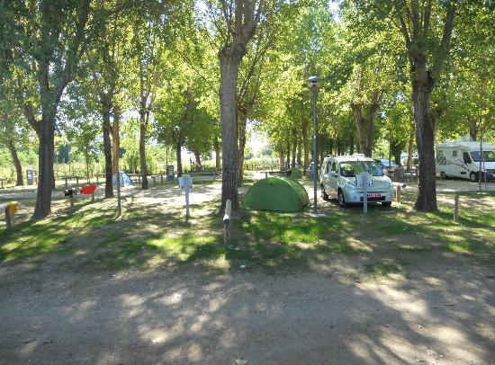 entrata / reception - picture of camping venezia village, mestre