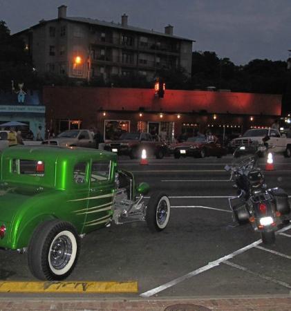 South Congress Avenue: Hot Rod Weekend