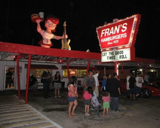 South Congress Avenue: Fran's