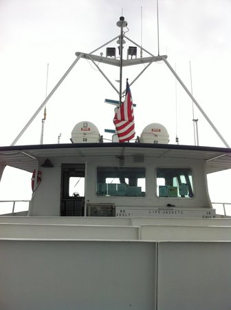 Plymouth to Provincetown  Express Ferry