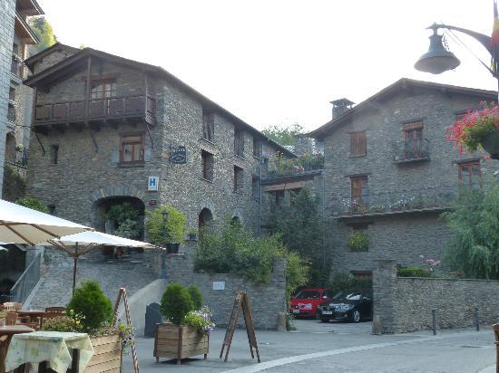 Hotel Santa Barbara de la Vall d'Ordino: Hotel