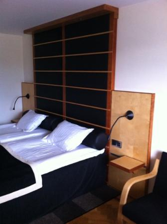 Hotel Lundia: comfy beds