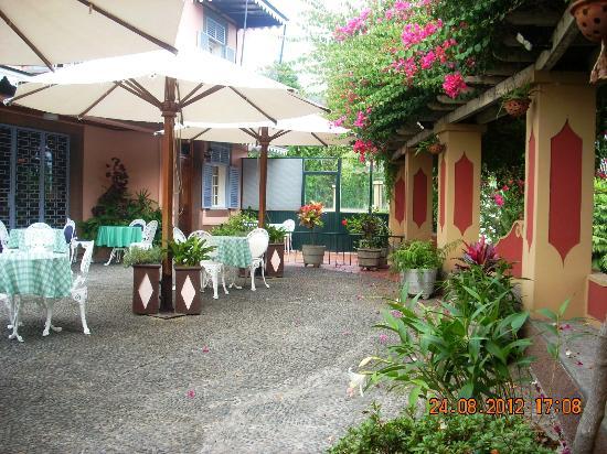 Casa Caseiro: зона для завтрака
