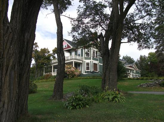 Moosehead Lake : Greenville Inn(près du centre-ville)