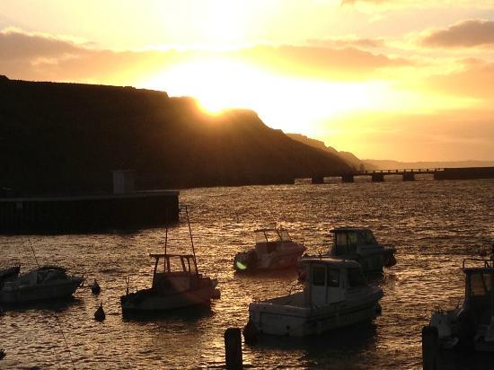 Ibis Bayeux Port en Bessin: Harbour