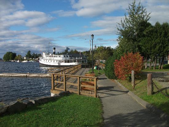 Moosehead Lake: Katahdin(croisière sur ancien navire à vapeur restauré)