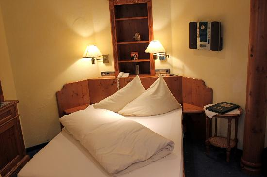 Hotel Klosterbrau: Single room