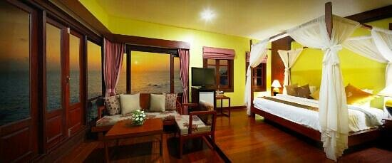 Coral Cove Chalet : Holiday suite