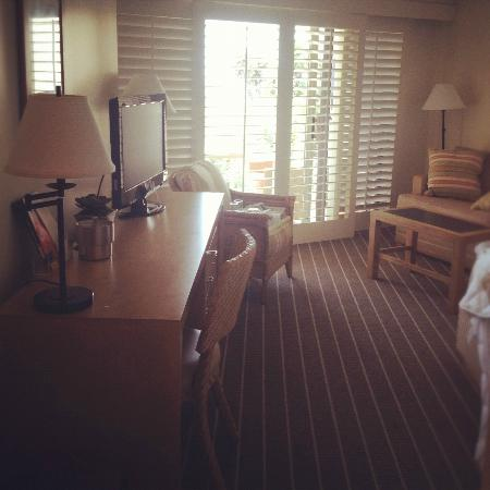 The Inn At Laguna Beach: Sea View room