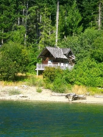 Strathcona Park Lodge & Outdoor Education Centre: cabin nr. 3