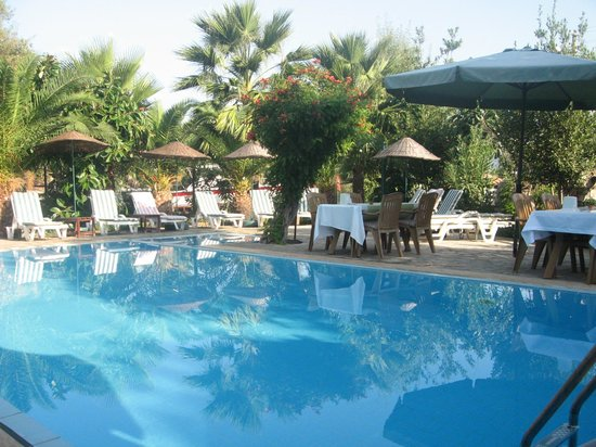 Selimhan Hotel: Swimming pool