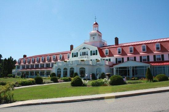 reservation hôtel tadoussac