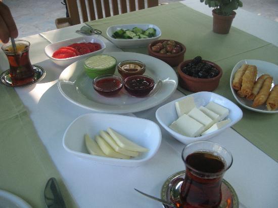 Selimhan Hotel: Breakfast