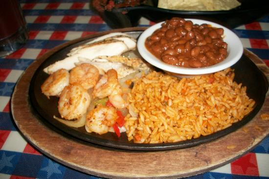 Lone Star Texas Grill : Plat