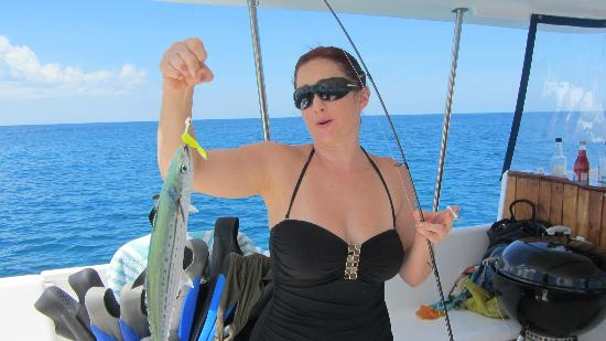 Island Vibes Tours: fishing
