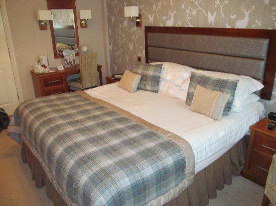 The Kings Arms Hotel: Delux room