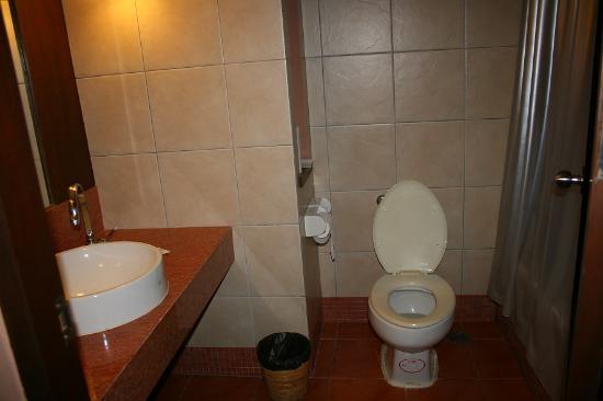 Woraburi Ayothaya Convention Resort : Poor Bathroom