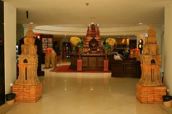 Woraburi Ayothaya Convention Resort : lobby