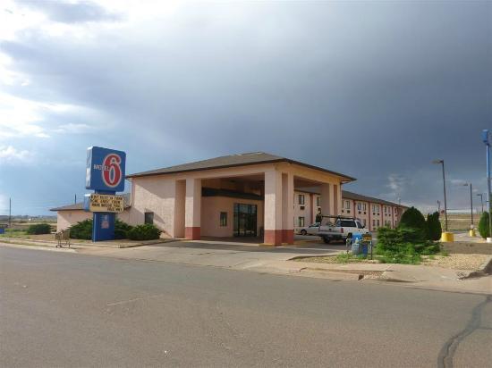 Motel 6 Winslow : Motel Six