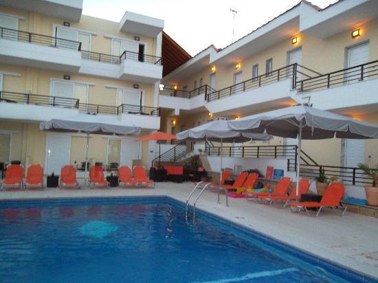Maya Bay Hotel: hotel