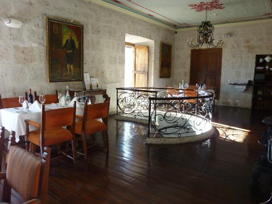 Casa Andina Premium Arequipa: Restaurant
