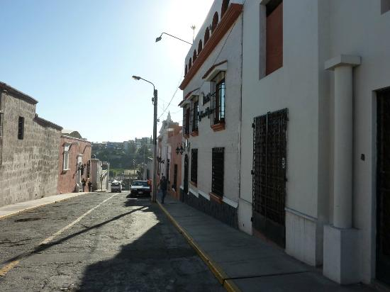 Casa Andina Premium Arequipa: Front of hotel