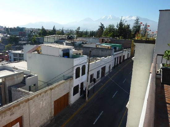Casa Andina Premium Arequipa: View from rooftop terrace