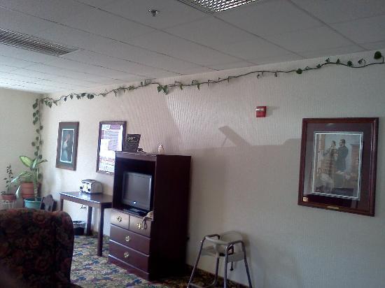 President Inn & Suites: Plant