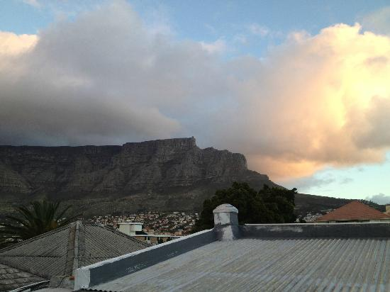 The Backpack: Table Mountain