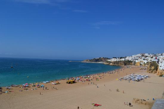 Aparthotel Oceanus : alberferia beach
